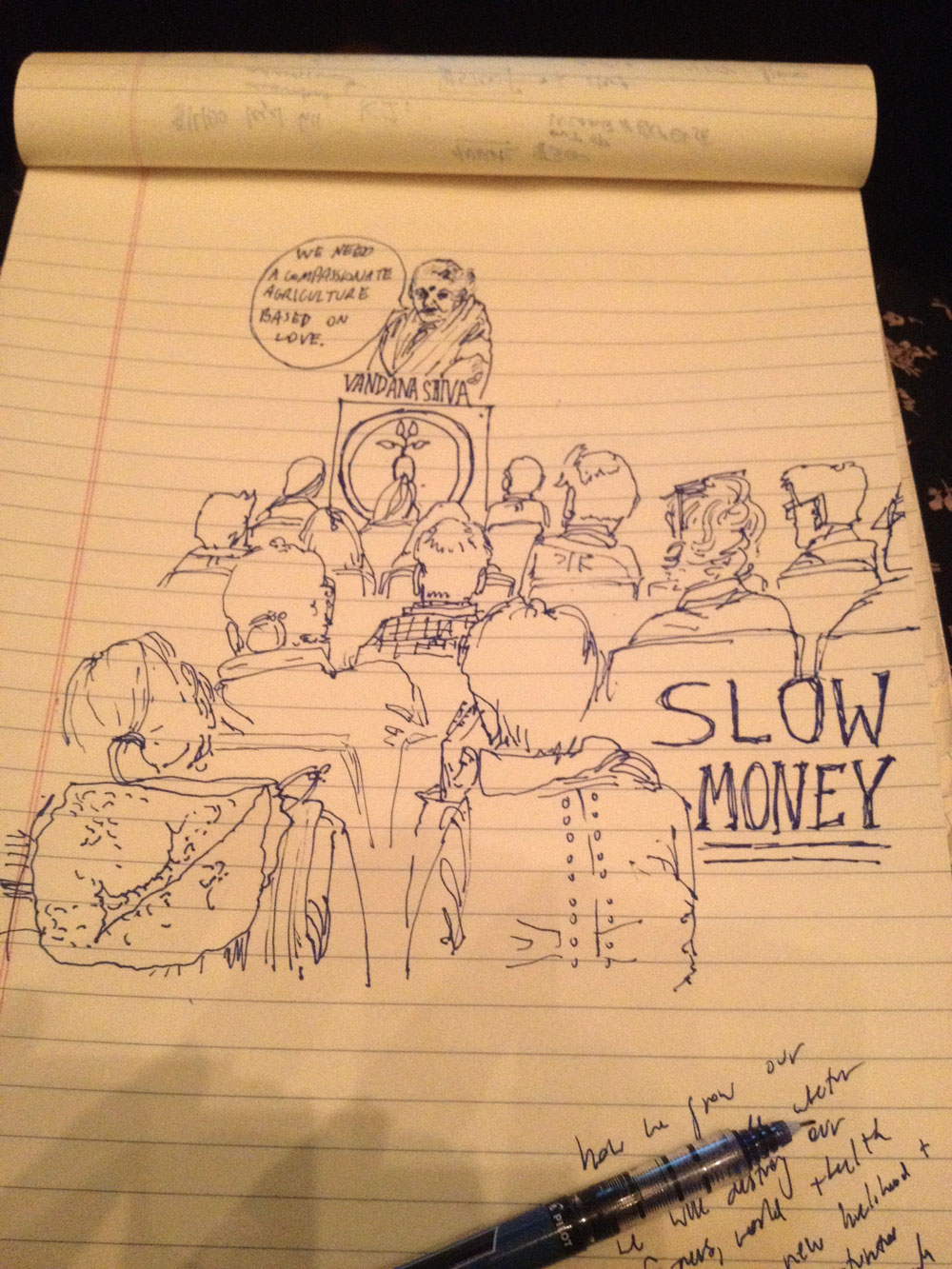 Slow Money Vandana Shiva